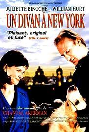Un divan à New York Poster