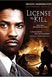License to Kill(1984) Poster - Movie Forum, Cast, Reviews