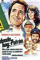 Image of Donde hay patrón...