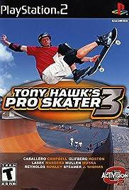 Tony Hawk's Pro Skater 3(2001) Poster - Movie Forum, Cast, Reviews