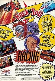 Rock N' Roll Racing Poster