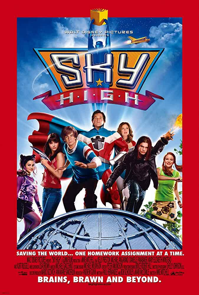 Sky High 2005 Hindi Dual Audio 720p BluRay full movie watch online freee download at movies365.lol