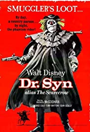 Dr. Syn, Alias the Scarecrow (1963) Poster - Movie Forum, Cast, Reviews