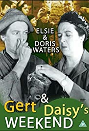 Gert and Daisy's Weekend Poster