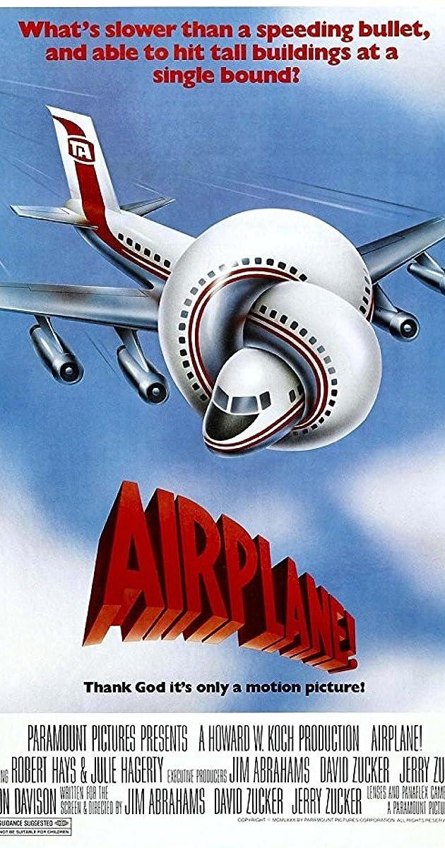 Airplane Trivia IMDb - 5 minute video explains airplanes made