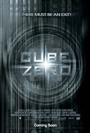 Cubeº: Cube Zero (2004) Poster - Movie Forum, Cast, Reviews