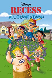Recess: All Growed Down (2003) Poster - Movie Forum, Cast, Reviews
