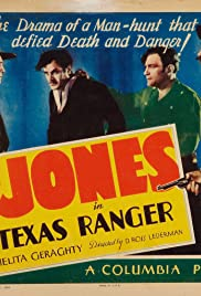The Texas Ranger Poster