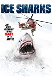 Ice Sharks Poster