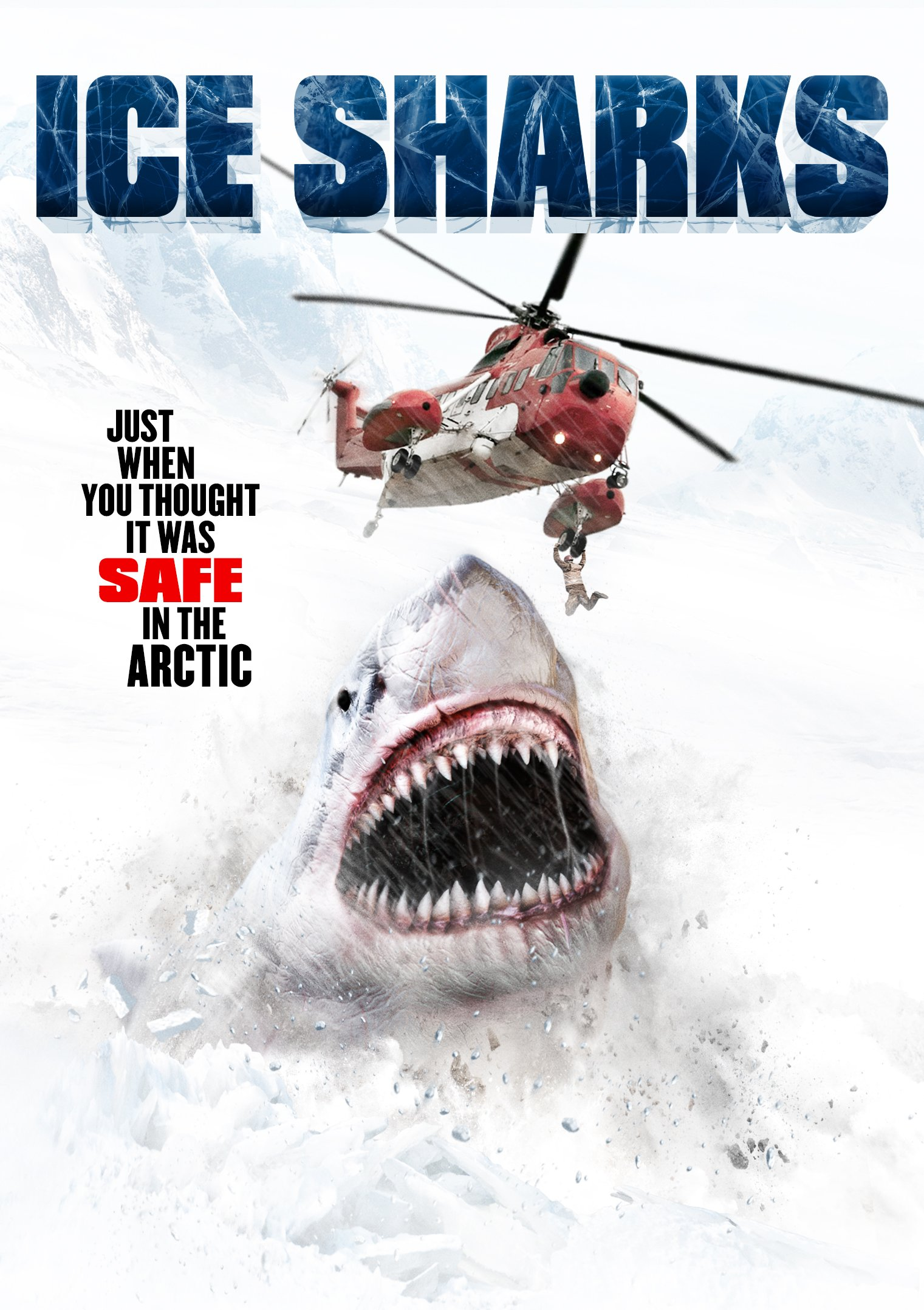 image Ice Sharks (2016) (TV) Watch Full Movie Free Online