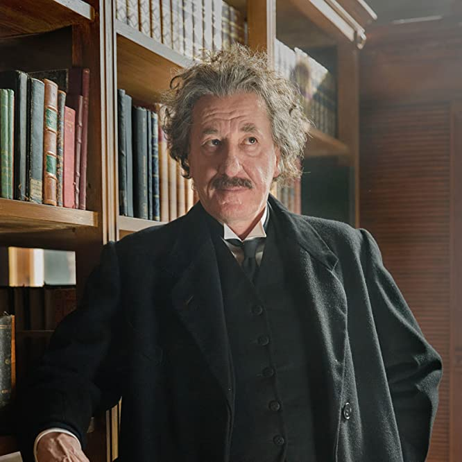 Geoffrey Rush in Genius. (2017)