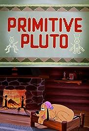 Primitive Pluto Poster
