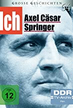 Primary image for Ich - Axel Caesar Springer