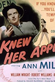 Eve Knew Her Apples (1945) Poster - Movie Forum, Cast, Reviews