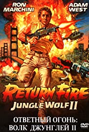 Return Fire Poster