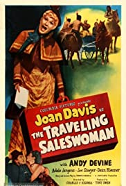 The Traveling Saleswoman Poster