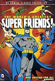 The World's Greatest SuperFriends Poster