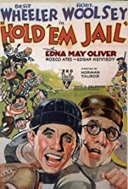 Hold 'Em Jail (1932) Poster - Movie Forum, Cast, Reviews