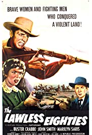 The Lawless Eighties Poster