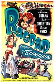 Bagdad (1949) Poster - Movie Forum, Cast, Reviews