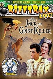 RiffTrax Live: Jack the Giant Killer Poster