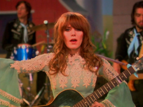 Fist jenny lewis rise up