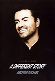 George Michael: A Different Story Poster