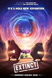 Extinct (2021) poster