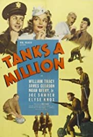 Tanks a Million (1941) Poster - Movie Forum, Cast, Reviews