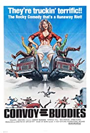 Convoy Buddies (1975) Poster - Movie Forum, Cast, Reviews