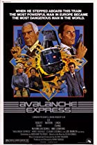 Avalanche Express (1979) Poster