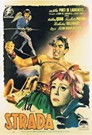 La Strada (1954) Poster - Movie Forum, Cast, Reviews