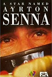 A Star Named Ayrton Senna Poster