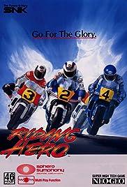 Riding Hero Poster