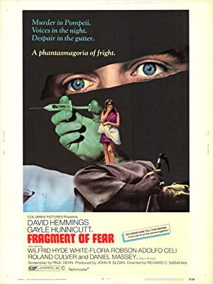 Fragment of Fear Poster