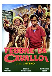 Febbre da cavallo (1976) Poster - Movie Forum, Cast, Reviews