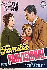 Familia provisional Poster