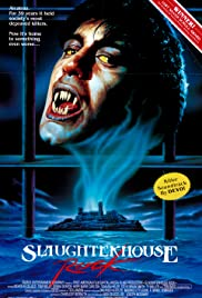 Slaughterhouse Rock (1988) Poster - Movie Forum, Cast, Reviews