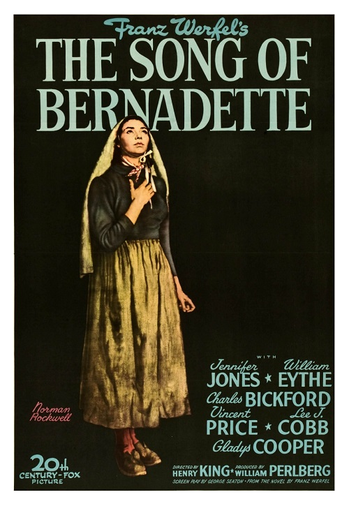 image The Song of Bernadette Watch Full Movie Free Online