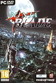 Ninja Blade Poster
