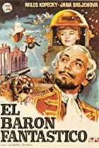 Image of The Outrageous Baron Munchausen