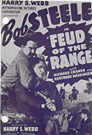 Feud of the Range Poster