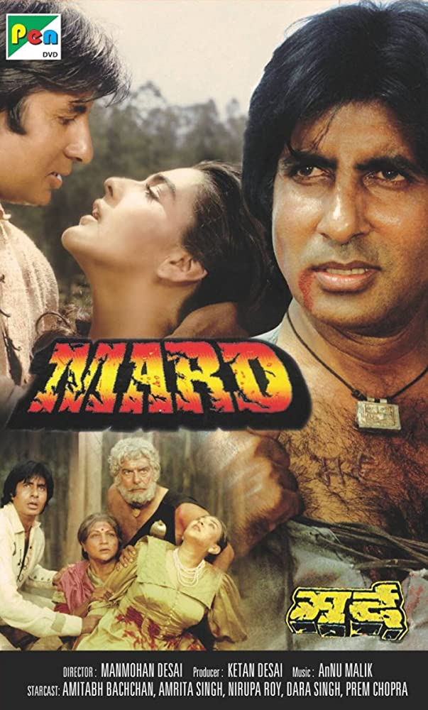 Mard 1985 Full Movie Watch Online Free Download At Movies365