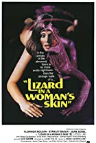 Image of A Lizard in a Woman's Skin