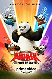 Kung Fu Panda: The Paws of Destiny - Season 1 poster