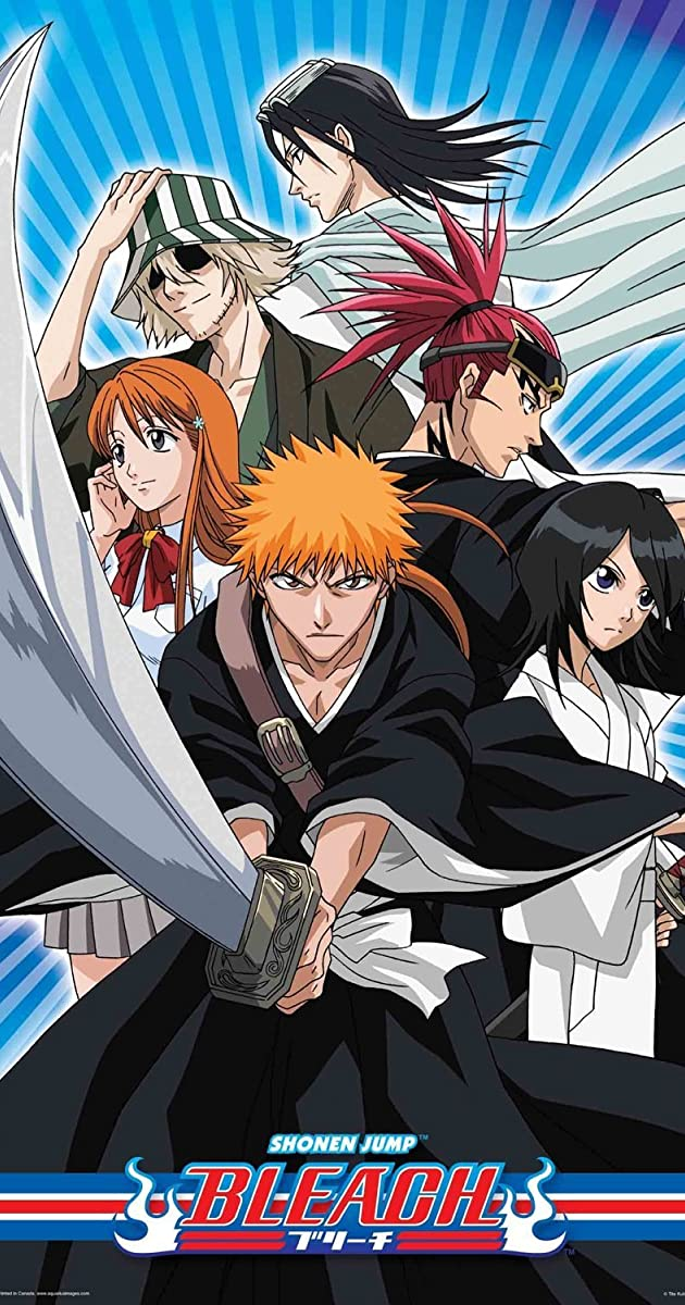 Bleach: Burîchu (Season 1) (2004-2005) Online