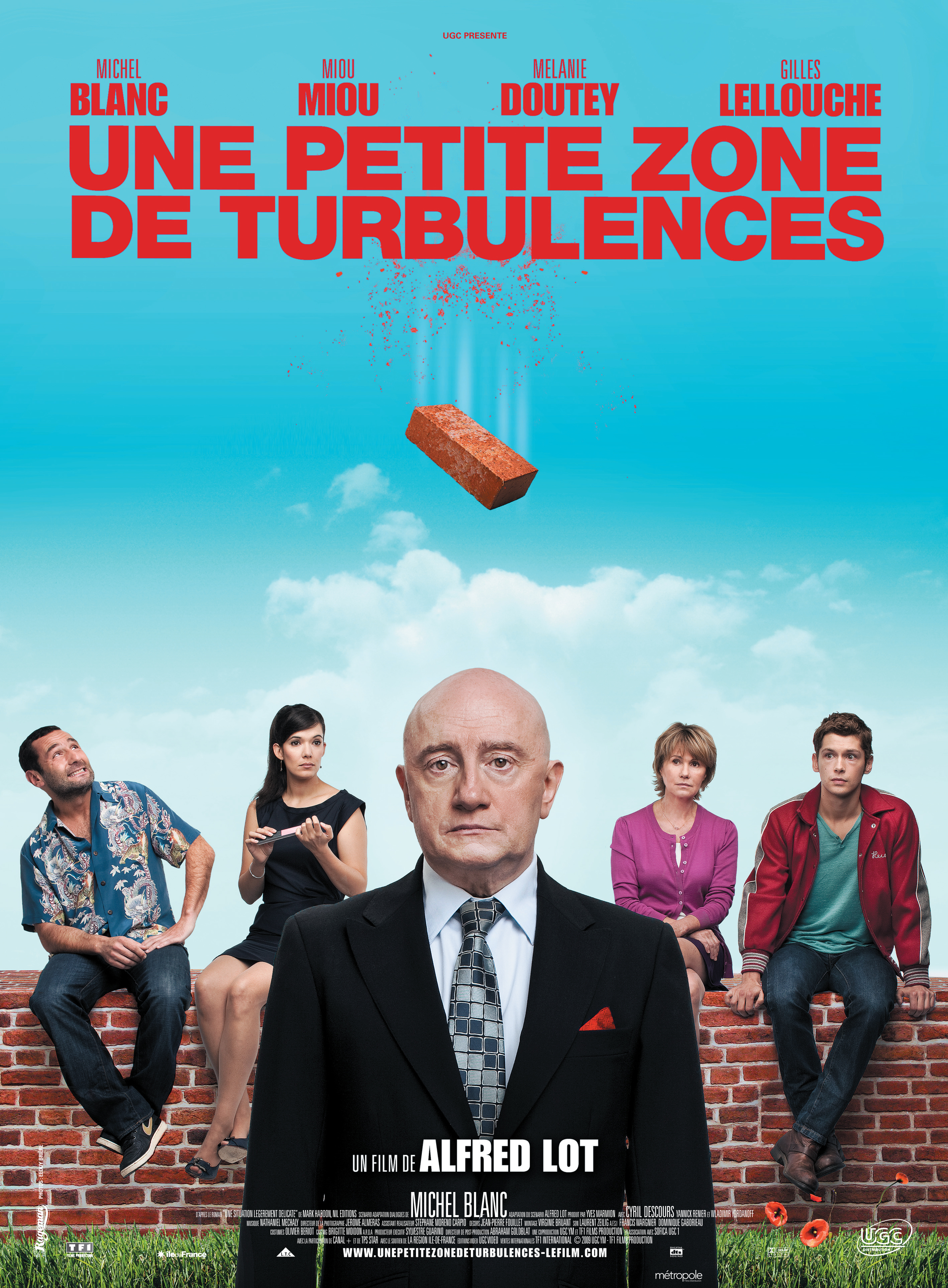 image Une petite zone de turbulences Watch Full Movie Free Online