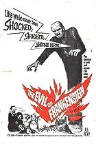 The Evil of Frankenstein (1964) Poster
