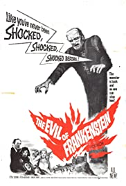 The Evil of Frankenstein(1964) Poster - Movie Forum, Cast, Reviews