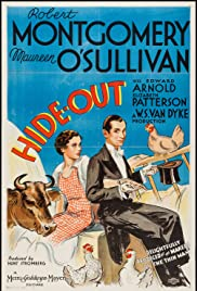 Hide-Out (1934) Poster - Movie Forum, Cast, Reviews